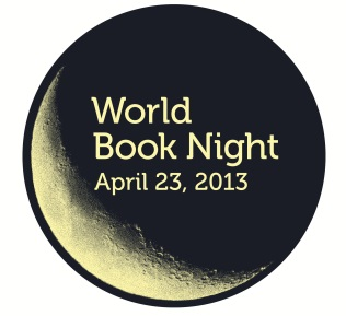 Click on the image for more information about World Book Night.