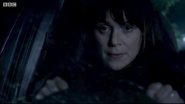 Keeley Hawes as DI Lindsay Denton in Line of Duty.